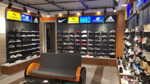 bornova ayakkabı mağaza dekorasyonu
